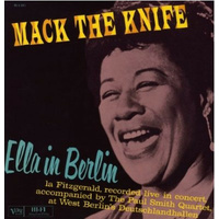 Ella Fitzgerald: Mack The Knife - Ella In Berlin (LP)