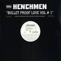 Various: Henchmen - Bullet Proof Love Vol. #1 (LP)