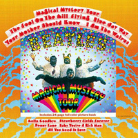 The Beatles : Magical Mystery Tour (LP)