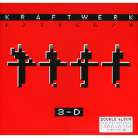 Kraftwerk: 3-D The Catalogue (2 LP)