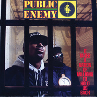 Public Enemy: It Takes a Nation of Millions to Hold Us Back (LP)