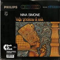 Nina Simone: High Priestess of Soul (LP)