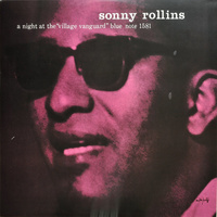 "Sonny Rollins: A Night At The ""Village Vanguard"" (LP)"