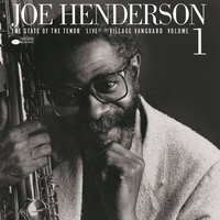 Joe Henderson: State Of The Tenor: Live At The Village Vanguard Vol 1 (LP)