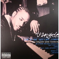 D'Angelo: Live At The Jazz Cafe, London: The Complete Show (2xLP)