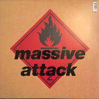 Massive Attack: Blue Lines (LP)