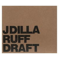 J Dilla: Rough Draft (LP)
