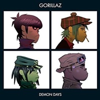 Gorillaz: Demon Days (2 LP)