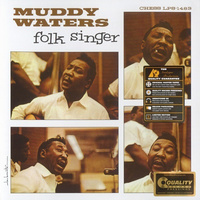 Muddy Waters: Folk Singer  (2 LP)