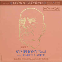 Sibelius: Symphony No.5 And Karelia Suite (LP)