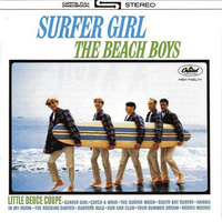 The Beach Boys: Surfer Girl (2x45 RPM) (QRP STEREO)