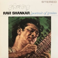Ravi Shankar: Portrait Of A Genius (LP)