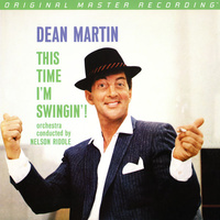 Dean Martin: This Time I'm Swingin' (MFSL LP)