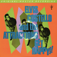Elvis Costello & the Attractions: Get Happy! (MFSL 2LP 45RPM)