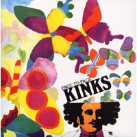 The Kinks: Face To Face  (Mono LP)