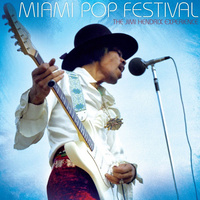 The Jimi Hendrix Experience: Miami Pop Festival (2 LP)