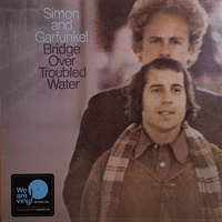 Simon And Garfunkel ‎– Bridge Over Troubled Water (LP)
