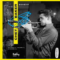 Chet Baker Quartet: Chet Baker in Paris, Vol 2- Barclay 1956 (LP)