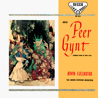 Grieg: Peer Gynt/London Symphony Orchestra conducted by Øivin Fjeldstad