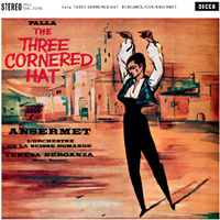 Falla: The Three-Cornered Hat (LP)