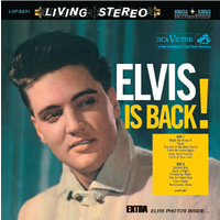 Elvis Presley: Elvis Is Back! (LP)