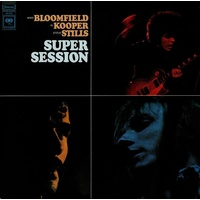 Mike Bloomfield/ Al Kooper/ Steve Stills: Super Session (LP)