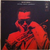 The Miles Davis Quintet: 'Round About Midnight (LP)