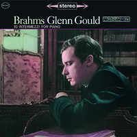 Brahms: 10 Intermezzi For Piano (LP)