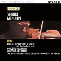 Bach: Violin Concertos BWV 1041 and 1042, Double Concerto BWV 1043 (LP)