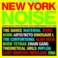 Soul Jazz Presents: New York Noise (2 LP)