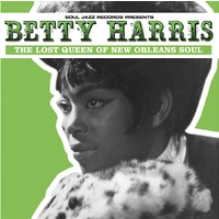 Soul Jazz Records Presents, Betty Harris: The Lost Queen Of New Orleans Soul (2 LP)