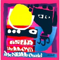 Soul Jazz Presents: The Lloyd McNeill Quartet - Asha (LP)