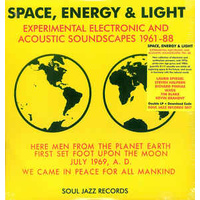 Soul Jazz Records Presents: Space, Energy and Light (Various Artists 3 LP)