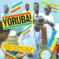 Soul Jazz Records Presents: Yoruba! (2 LP)