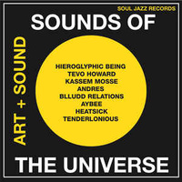 Soul Jazz Records Presents: Sounds of the Universe (Various Artists 2 LP)