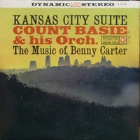 Count Basie & His Orchestra: Kansas City Suite/The Music of Benny Carter (LP)