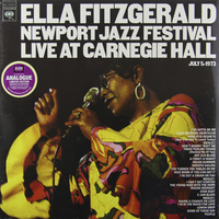 Ella Fitzgerald: Newport Jazz Festival, Live At Carnegie Hall (2 LP)