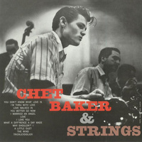 Chet Baker: Chet Baker & Strings (LP)