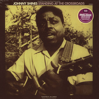 Johnny Shines: Standing At The Crossroads (LP)