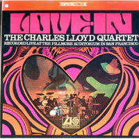 The Charles Lloyd Quartet: Love-In (LP)