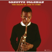 Ornette  Coleman: The Shape Of Jazz To Come (LP)