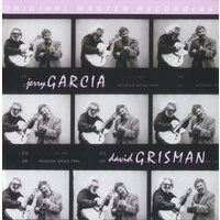 Jerry Garcia / David Grisman ‎– Jerry Garcia / David Grisman (MFSL SACD)