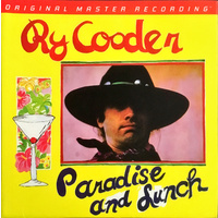 Ry Cooder ‎– Paradise And Lunch (MFSL SACD)