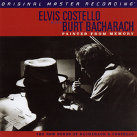 Elvis Costello With Burt Bacharach ‎– Painted From Memory (MFSL SACD)