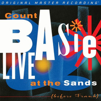 Count Basie: Live At The Sands (Before Frank) (MFSL 2 LP)
