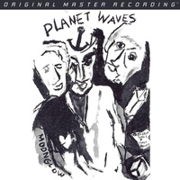 Bob Dylan ‎– Planet Waves (MFSL LP)
