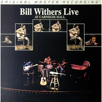 Bill Withers: Bill Withers Live At Carnegie Hall (MFSL 2LP)