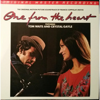 Tom Waits & Crystal Gayle: One From The Heart - Original Motion Picture Soundtrack (MFSL, 45RPM)