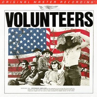 Jefferson Airplane: Volunteers (MFSL 2 LP, 45 RPM)