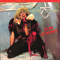 Twisted Sister: Stay Hungry (LP MOFI)